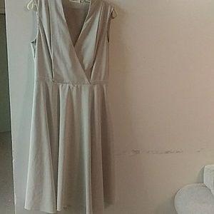 Calvin Klein Flared Dress Size 8